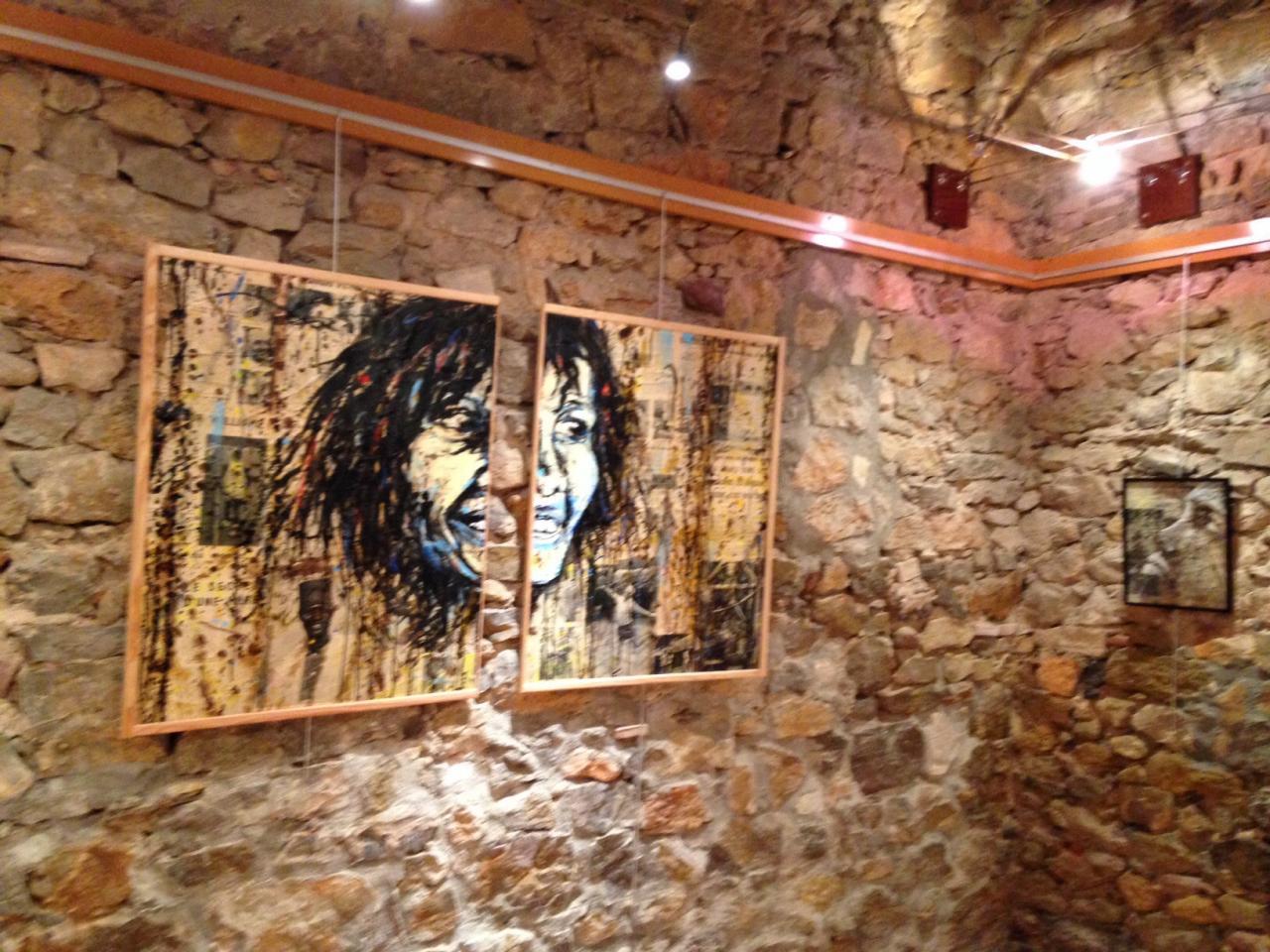 Vernissage a la galerie Cravero au Pradet