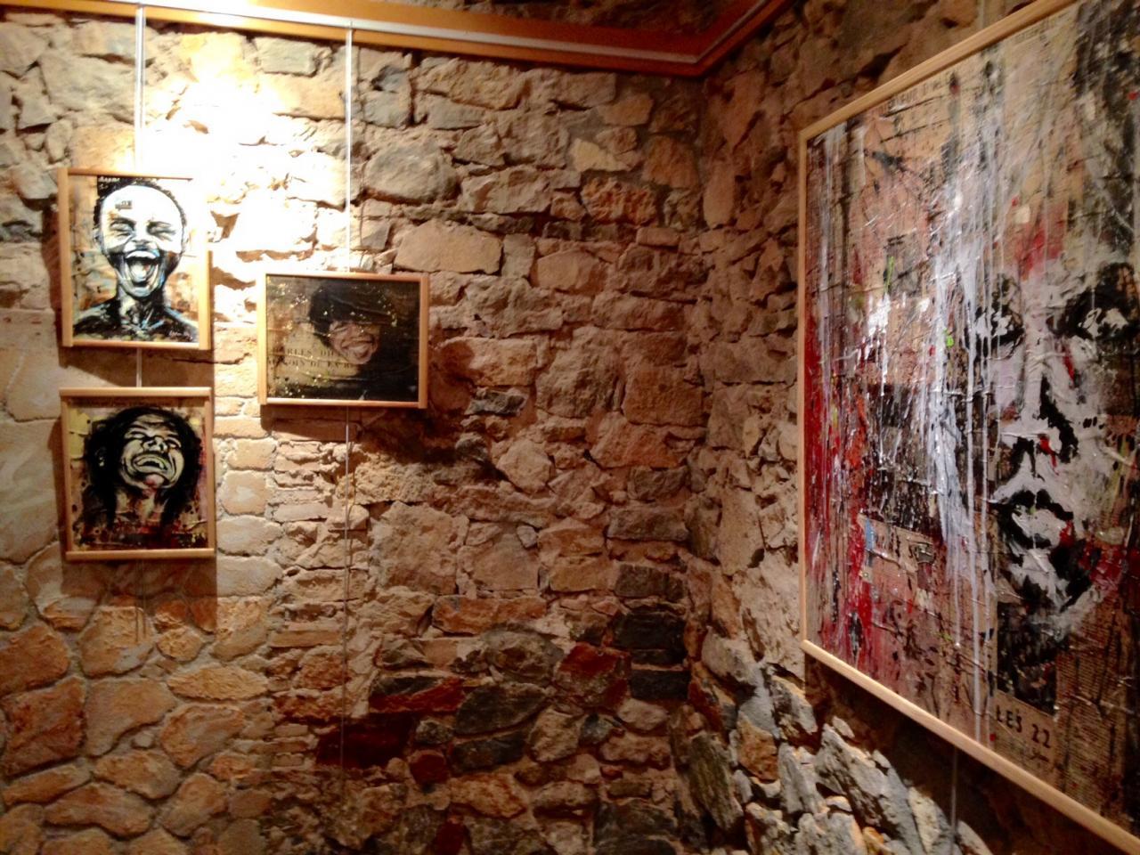 Vernissage a la galerie Cravero du Pradet