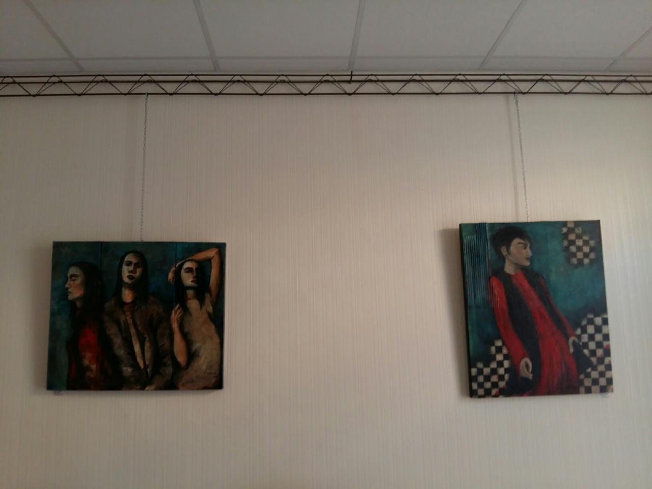 Exposition permanente au palais vauban à toulon chez Patricia Repon Naturopathe